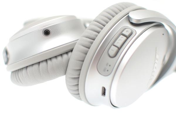 Bose QuietComfort QC35  la nostra recensione. Parola d ordine ... 7f93280d5a7c