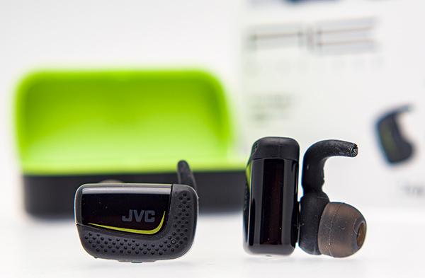 JVC AE  truly wireless   auricolari Bluetooth per lo sport che ... 9f2679b763ae