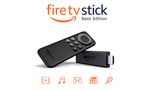Amazon lancia Fire TV Stick Basic Edition in Italia. L'intrattenimento online secondo Amazon