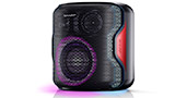 Sharp PS-919: lo speaker portatile a batteria per stare all'aperto