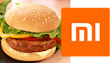 Xiaomi ora vende anche hamburger in finta carne vegetale