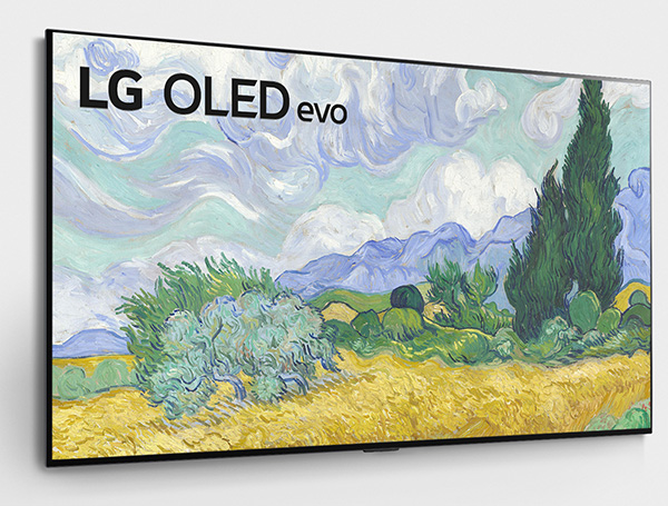 LG TV OLED EVO G1 Gallery