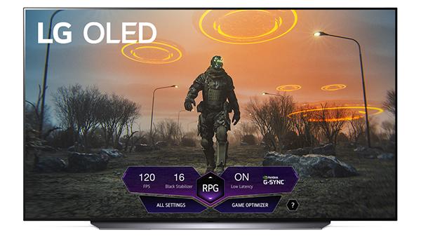 LG TV OLED Game Optimizer