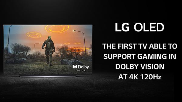 LG OLED Dolby Vision 4K HDR