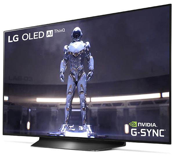 LG CX 48 pollici Nvidia G-Sync VRR