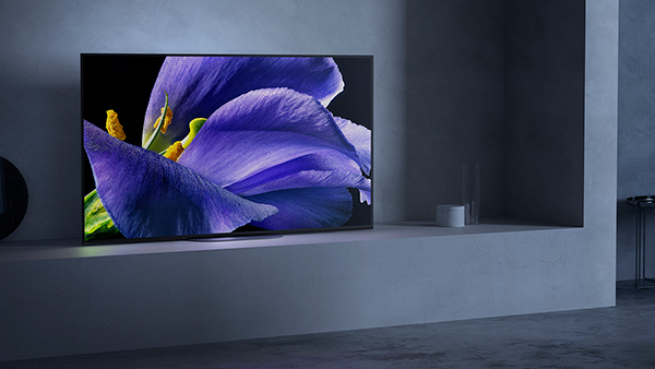 Sony OLED AG8 aggiornamento firmware