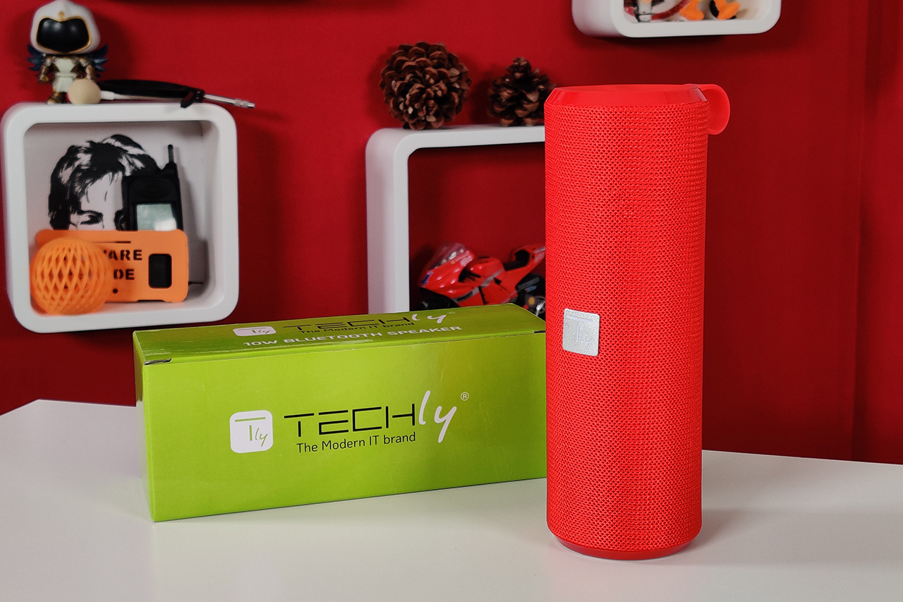 Speaker Bluetooth TECHly